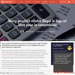 Bercy pourrait rendre illégal le logiciel libre pour la comptabilité - Business