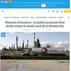 Pénurie d'essence : la grève pourrait être levée avant le week-end de la Pentecôte - Le Parisien