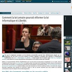 Comment la loi Lemaire pourrait réformer la loi Informatique et Libertés