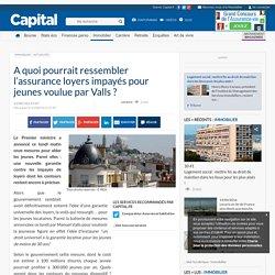 A quoi pourrait ressembler l'assurance loyers impayés pour jeunes voulue par Valls
