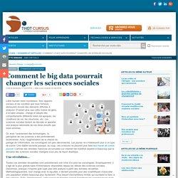 Comment le big data pourrait changer les sciences sociales