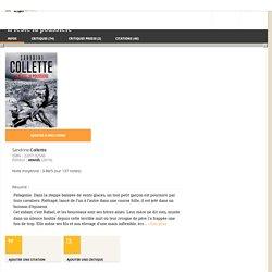 Il reste la poussière - Sandrine Collette