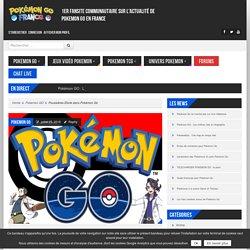 Poussières Étoile dans Pokémon Go - Pokemon Go France