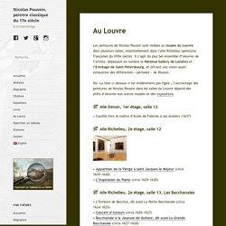 Poussin, peintre classique au Louvre