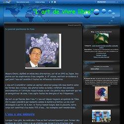 Le pouvoir guérisseur de l'eau - Le blog de l'art de vivre libre
