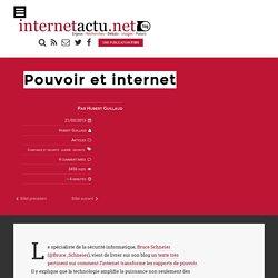 Pouvoir et internet