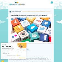 ▷ Le pouvoir des réseaux sociaux pour votre nouvelle entreprise