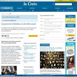Le pouvoir égyptien s'obstine, la révolte aussi - Monde - la-Croix.com