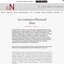 Le pouvoir des oubliés de l'histoire : les combats d'Howard Zinn