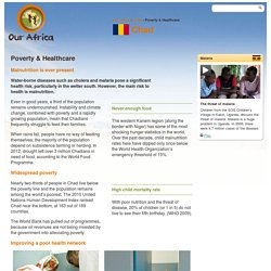 Poverty & Healthcare — Chad