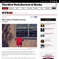 The Cost of Child Poverty by Jeff Madrick