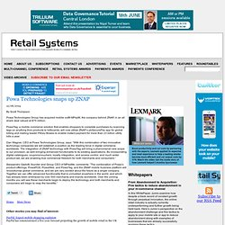 Powa Technologies snaps up ZNAP