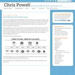 Chris PowellCarb Cycling: The Turbo Cycle — Chris Powell