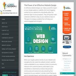 The Power of an Effective Website Design