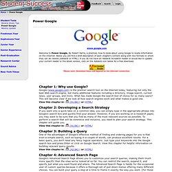Power Google