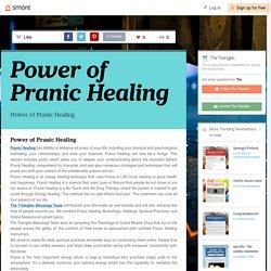 Power of Pranic Healing