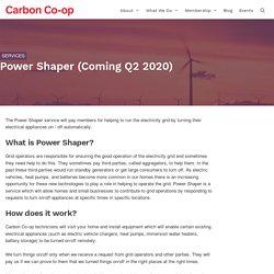 Power Shaper