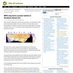 MOC may have a power switch in Southern Ocean too