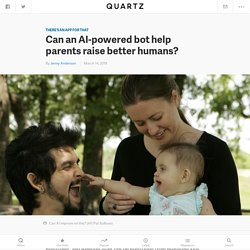 Muse, an AI-powered parenting bot, wants to help parents help their children succeed