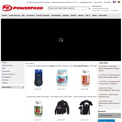 PowerFood AG - sport nutrition