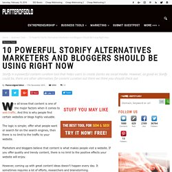 10 Best And Powerful Storify Alternatives For Content Curation