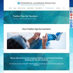 Twitter 101: Tips & Tricks
