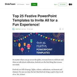 Top 25 Festive PowerPoint Templates to Invite All for a Fun Experience!