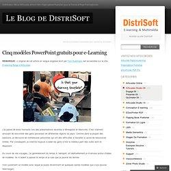 Cinq modèles PowerPoint gratuits pour e-Learning