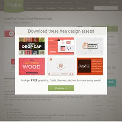SlidePro Powerpoint Presentation ~ Presentation Templates on Creative Market