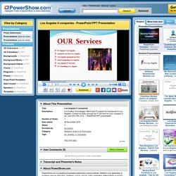 Los Angeles managed services