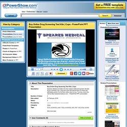 Buy Online Drug Screening Test Kits