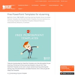 Powerpoint elearning templates free over 40 rapid e learning posts ed tech tools pearltrees powerpoint elearning templates free toneelgroepblik Image collections