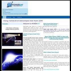 PowerSat | Space Solar Power