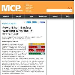 Microsoft Certified Professional Magazine Online