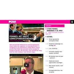 PowNed: Het grote correspondentendiner