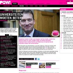PowNed: Universiteiten moeten beter