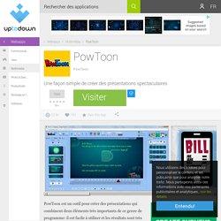 PowToon (Webapps) - Accès