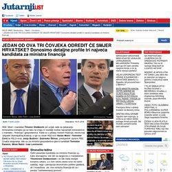 Jutarnji List: Račić bi unio pozitivnu klimu, a Budimir i Štimac disciplinu