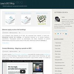 Pozycjonowanie i optymalizacja stron www - Lexy's SEO blog