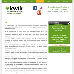 Affordable Marketing and Advertising Services - KwikAdvertising