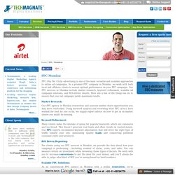 Get PPC Services in Mumbai from Techmagnate