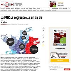 La PQR se regroupe sur un air de trust