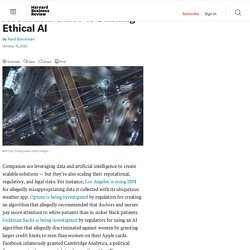A Practical Guide to Building Ethical AI