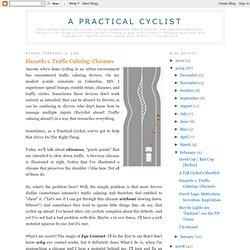 A practical cyclist