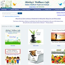 Practical Educational Overview of Holistic Health and Wellness
