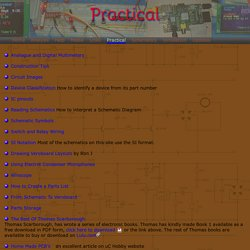 Practical Electronics Ideas and Tutorials