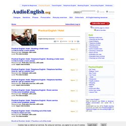 English-learning resources