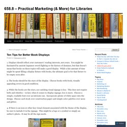 658.8 – Practical Marketing (& More) for Libraries