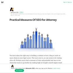 Search Engine Optimization For Attorney