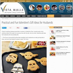 Practical and Fun Valentine's Gift Ideas for Husbands